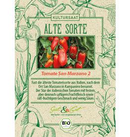 Saat & Gut BIO-Tomate San Marzano 2