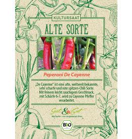 Saat & Gut BIO-Peperoni De Cayenne