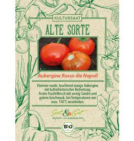 Saat & Gut BIO-Aubergine Rosso di Napoli