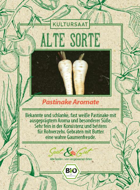 Saat & Gut BIO-Pastinake Aromata