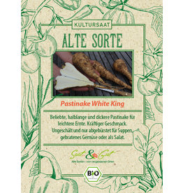 Saat & Gut BIO-Pastinake White King