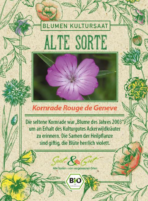 Saat & Gut BIO-Konrade
