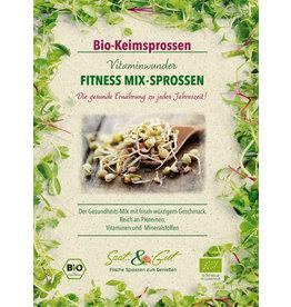 Saat & Gut BIO-Keimsprossen Fitness-Mix