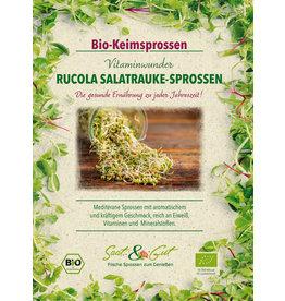 Saat & Gut BIO-Keimsprossen Rucola Salatrauke