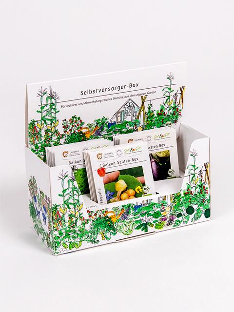 Saat & Gut BIO-Selbstversorger-Box