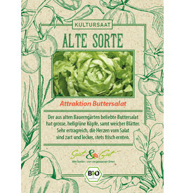 Saat & Gut BIO-Buttersalat Attraktion