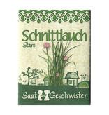 Stadtgärtner Saatgeschwister - Schnittlauch Staro