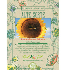 Saat & Gut BIO-Sonnenblume Atlanta