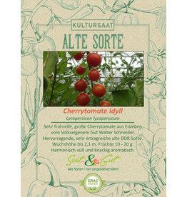 Saat & Gut BIO-Cherrytomate Idyll