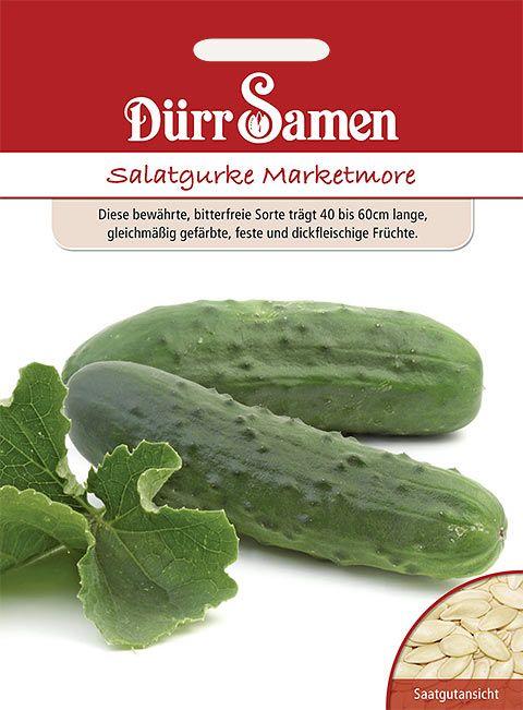 Dürr Samen Salatgurken  Marketmore