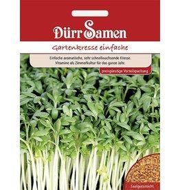 Dürr Samen Gartenkresse einfache (Vorteilspackung)