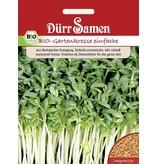 Dürr Samen BIO-Gartenkresse einfache