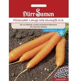 Dürr Samen Pillensaat Möhren Lange rote stumpfe 2/3