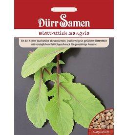 Dürr Samen Blattrettich Sangria