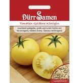 Dürr Samen Tomaten  Goldene Königin