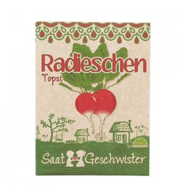Stadtgärtner Radieschen Topsi
