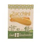 Stadtgärtner Saatgeschwister - Zucchini Golden Glory F1