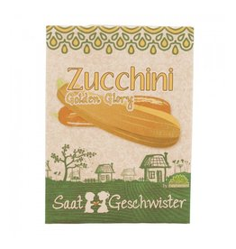 Stadtgärtner Zucchini Golden Glory F1