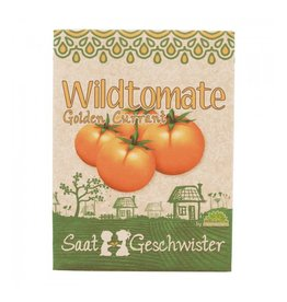 Stadtgärtner BIO Wildtomate Golden Current