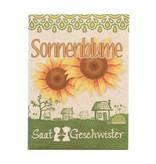 Stadtgärtner Saatgeschwister - Sonnenblumen