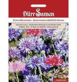 Dürr Samen Kornblumen  Sommernachtstraum, Mischung, einjährig, 60cm