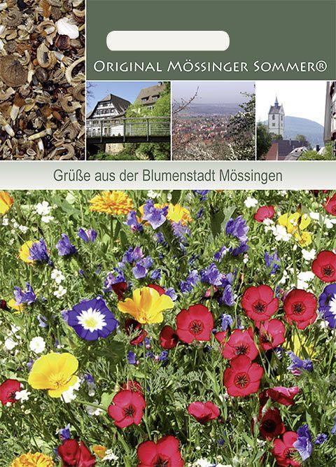 Dürr Samen Blumenmischung Original Mössinger Sommer 3m², einjährig, 60-80cm