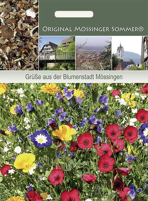 Dürr Samen Blumenmischung Original Mössinger Sommer 6m², einjährig, 60-80cm