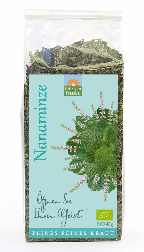 Pommerland BIO-Tee Nanaminze