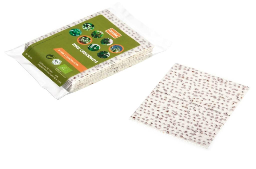 Cressbar® Cresspad GartenCress BIO