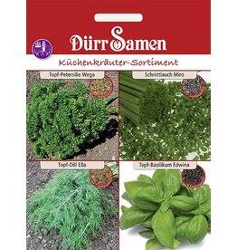Dürr Samen Küchenkräutersortiment für Balkon und Terrasse