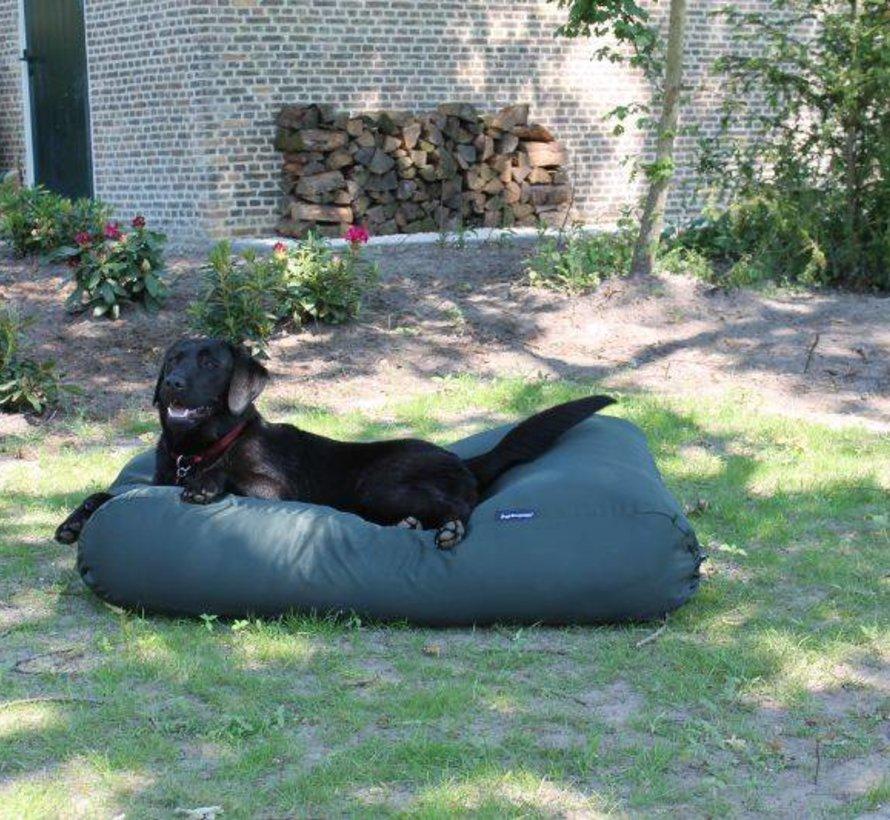 Hondenbed hunting vuilafstotende coating