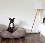 Ribcord hondenkussens