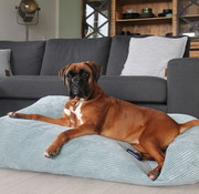 Dog's Companion® Hondenbed Ocean giant ribcord