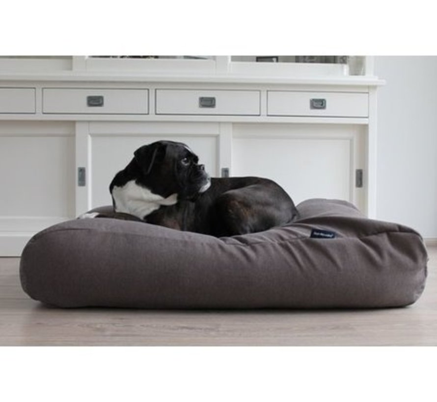 Hondenbed Taupe meubelstof