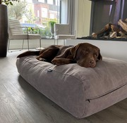 Dog's Companion® Hondenbed Stone washed brown