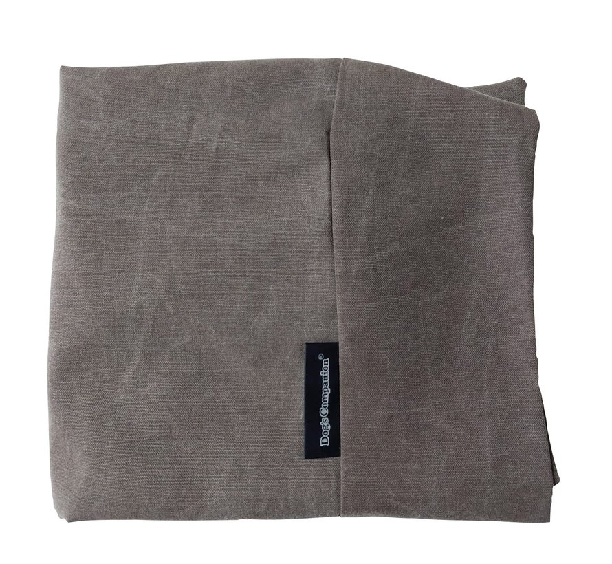 Hondenbed Stone washed brown