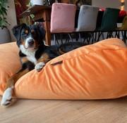 Dog's Companion® Hondenbed Peach velours