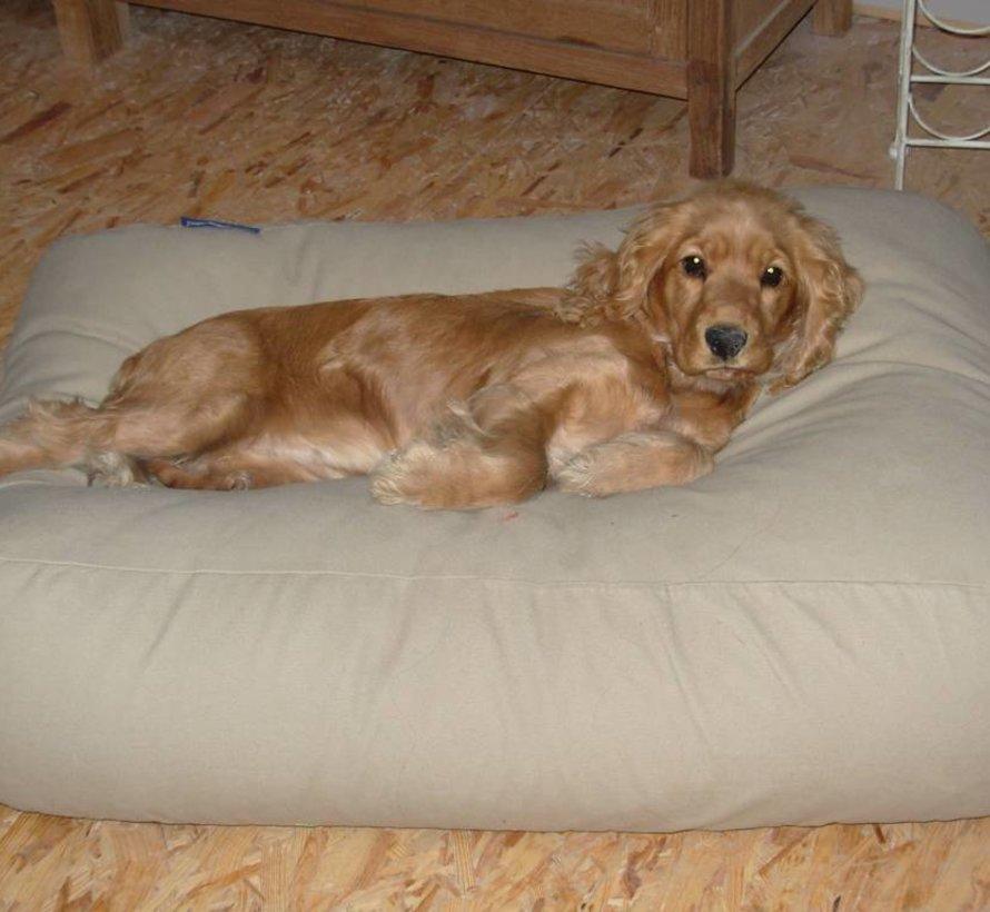 Hondenbed Beige