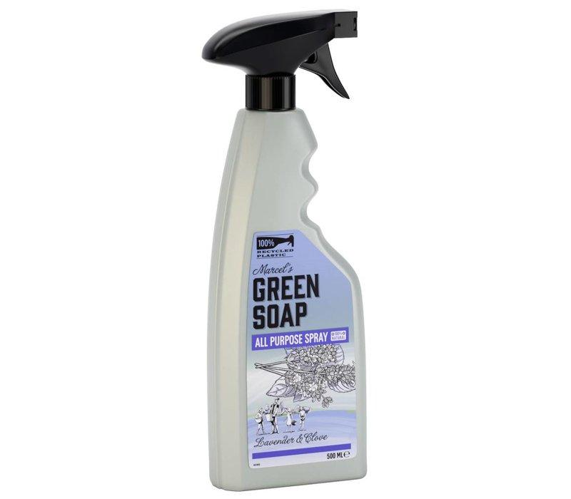 Spray Tout Usage Lavande & Rosmarin (500ml)