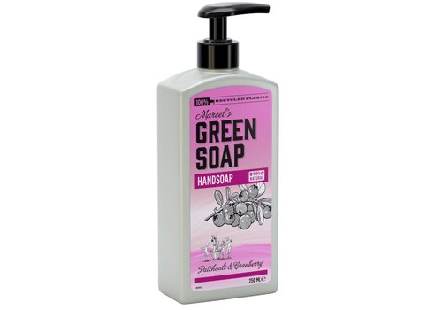 Hand Soap Patchouli & Cranberry (250 ml)