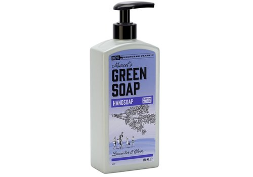 Hand Soap Lavender & Rosemary (250 ml)