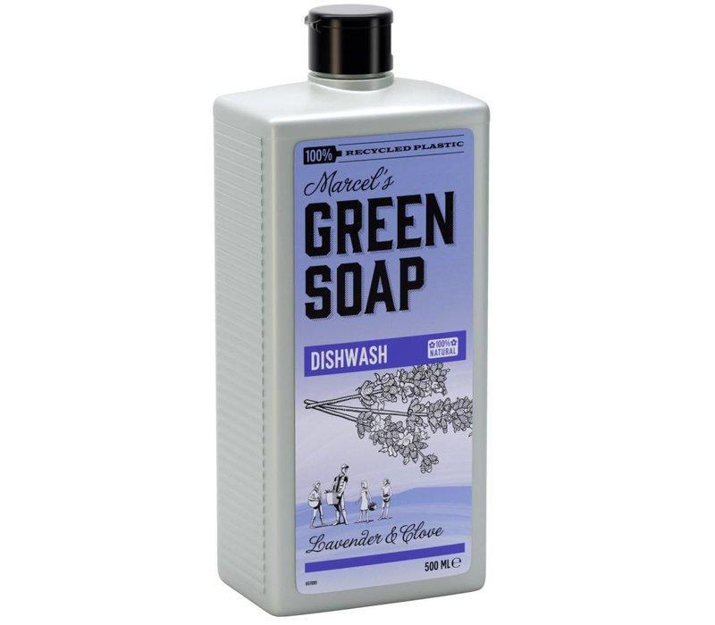 Liquide Vaisselle Lavande & Rosmarin (500 ml)