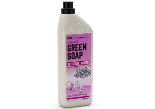 Detergent Patchouli & Cranberry (1000 ml)