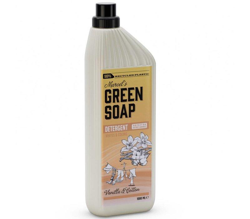 Waschmittel Vanille & Baumwolle - Marcel's Green Soap