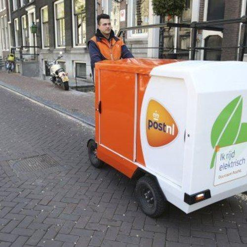 PostNL is onze nieuwe duurzame en supersnelle bezorger