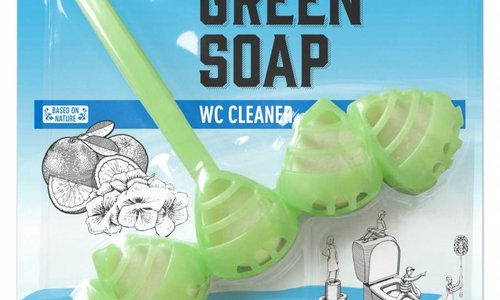 NU IN DE WINKEL:  Marcel's Green Soap toiletblokken