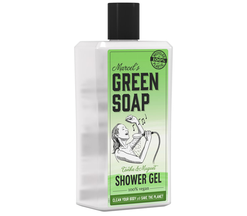 Showergel Tonka & Muguet (500 ml)