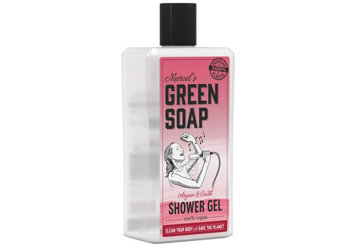 Showergel Argan & Oudh (500 ml)