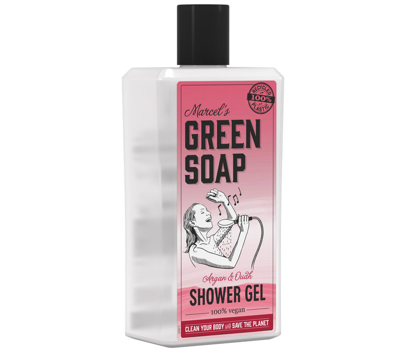 Shower Gel Argan & Oudh (500 ml)