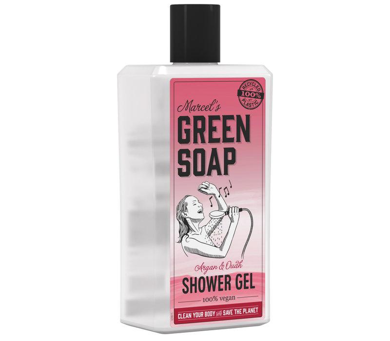 Showergel Argan & Oudh (500 ml)